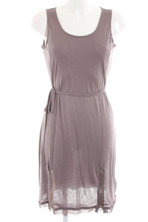 Zalando Collection Jerseykleid lila Casual-Look