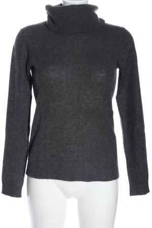 Zalando Essentials Kaszmirowy sweter jasnoszary Melanżowy W stylu casual