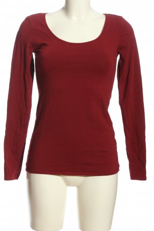 Zalando Essentials Longshirt rot Casual-Look
