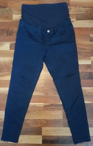 Zalando Essentials Maternity Jeans Skinny Fit, Dark Blue, Größe 40