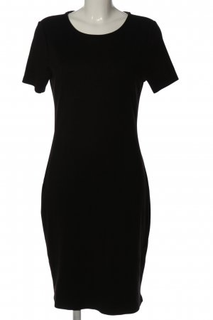 Zalando Essentials Midikleid schwarz Business-Look