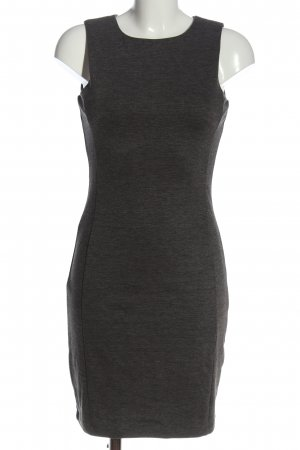 Zalando Sheath Dress light grey flecked casual look