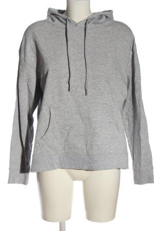 Zalando Felpa con cappuccio grigio chiaro stile casual