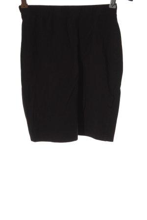 Zalando Miniskirt black business style