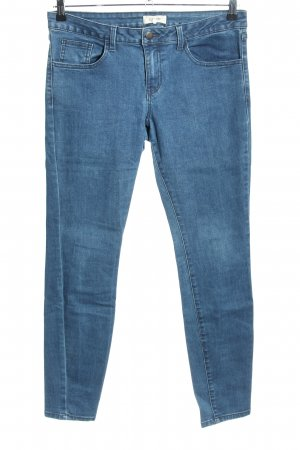 Zalando Skinny Jeans blau Casual-Look