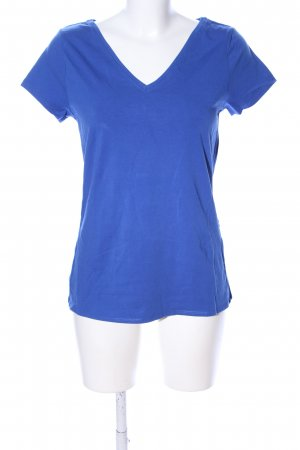 Zalando T-Shirt blau Casual-Look