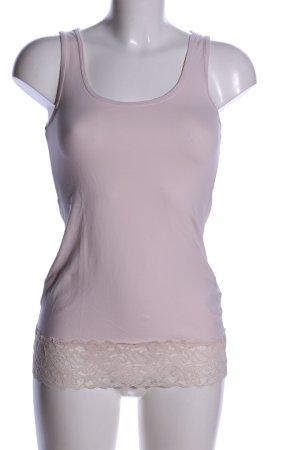 Zalando Strappy Top pink casual look