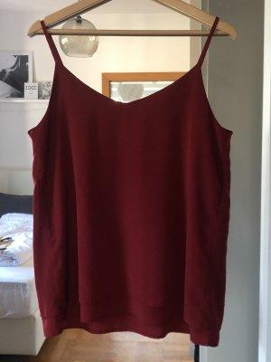 Zalando Essentials Camisoles dark red