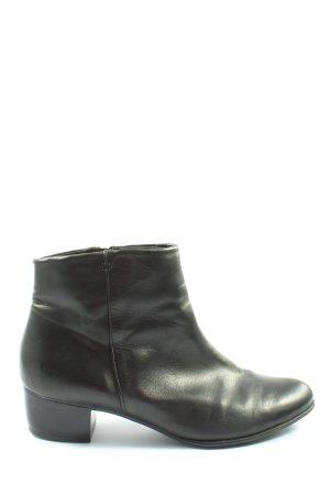 Zanon & Zago Short Boots black casual look