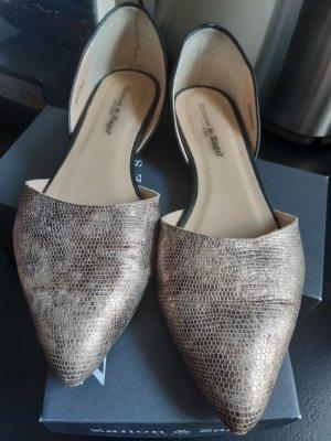 Zanon & Zago  Schuhe flach  Gr. 39