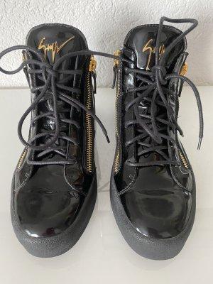 Zanotti Hightop Sneaker