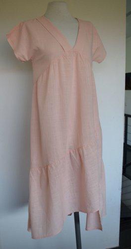 Zanzea - Duftiges Kleid in Pastell Gr. S - neu