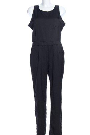 Zanzea Jumpsuit schwarz Elegant