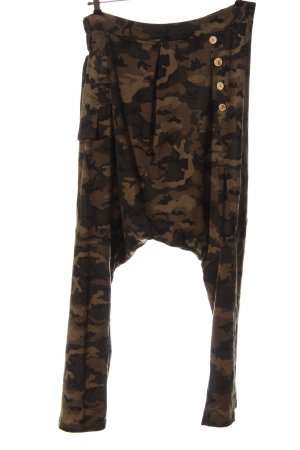 Zanzea Bloomers camouflage pattern casual look