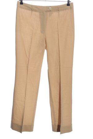 Zapa Pantalon taille basse rose chair style d'affaires