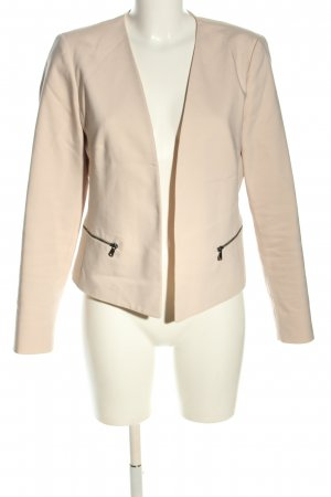 Zapa Kurz-Blazer pink Business-Look