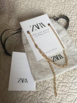 Zara Cadena de oro color oro