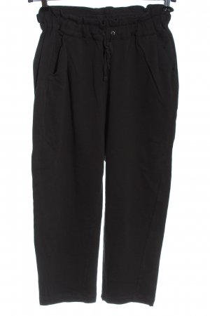 Zara 3/4 Length Trousers black casual look
