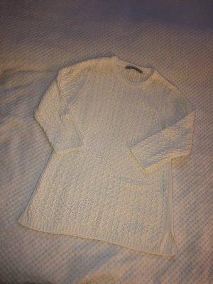 Zara Wool Sweater natural white
