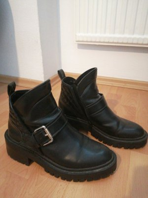 Zara Short Boots black