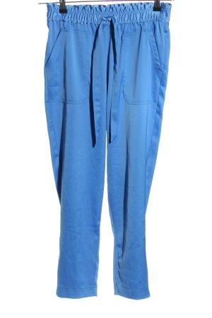 Zara 7/8-Hose blau Casual-Look