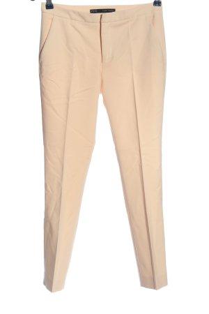 Zara 7/8-Hose creme Casual-Look