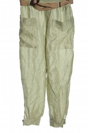 Zara 7/8-Hose grün Casual-Look