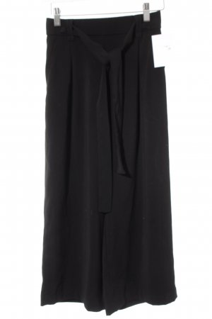 Zara 7/8-Hose schwarz Business-Look