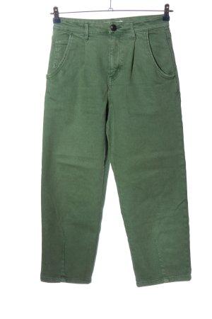 Zara 7/8 Jeans khaki Casual-Look