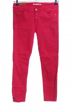 Zara 7/8 Jeans pink Casual-Look