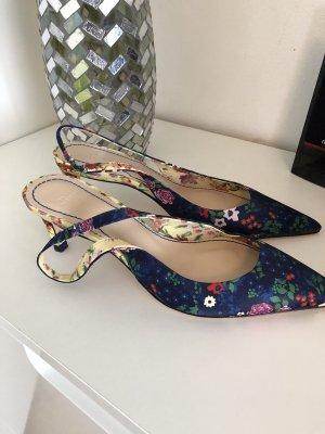 Zara Classic Court Shoe multicolored