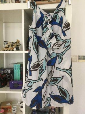 Zara A–linie Kleid 100%baumwolle