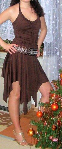 Zara Abendkleid Gr.34 36 S M