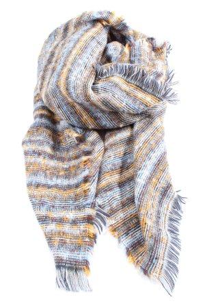 Zara Accesoires Bufanda de flecos moteado look casual
