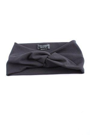 Zara Accesoires Ribbon light grey business style