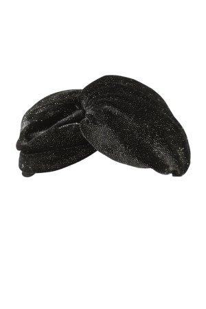 Zara Accesoires Haarband schwarz Casual-Look