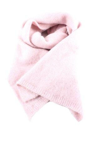Zara Accesoires Häkelschal pink Casual-Look