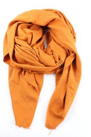 Zara Accesoires Mantilla naranja claro look casual