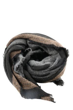 Zara Accesoires Fransenschal mehrfarbig Casual-Look