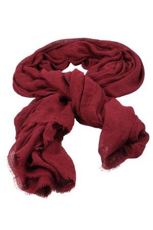 Zara Accesoires Shoulder Scarf red casual look