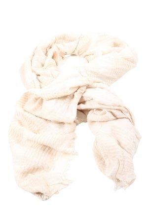 Zara Accesoires Mantilla crema estampado repetido sobre toda la superficie