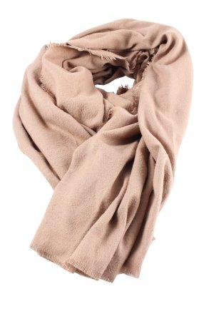 Zara Accesoires Shoulder Scarf nude casual look