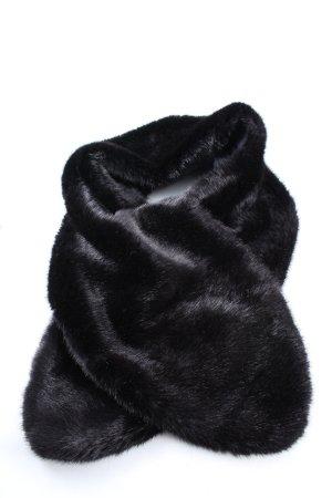 Zara Accesoires Stola zwart casual uitstraling
