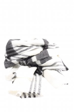 Zara Accesoires Knitted Scarf multicolored casual look