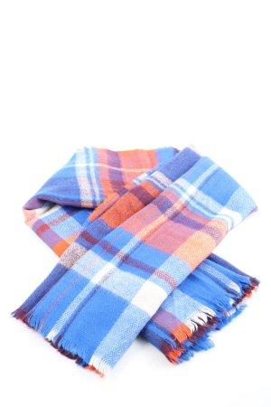 Zara Accesoires Bufanda de lana estampado repetido sobre toda la superficie