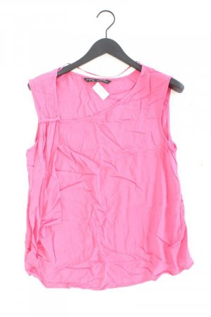 Zara Ärmellose Bluse Größe L pink