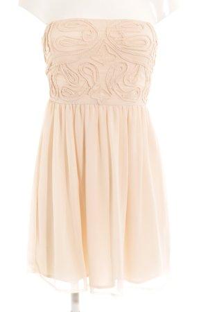 Zara ärmellose Bluse rosé Romantik-Look