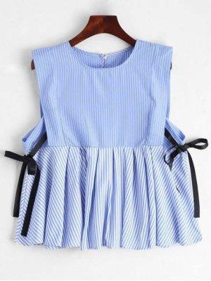Zara Ärmeloses Hemd