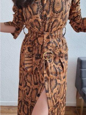 Zara Animal Print Kleid