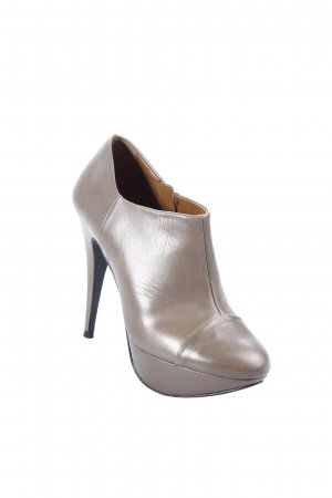Zara Ankle Boots graubraun Elegant